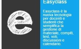 Easyclass.Una piattaforma didattica per docenti estudenti